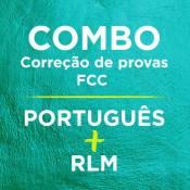 COMBO FCC I e II PORTUGUÊS + RLM