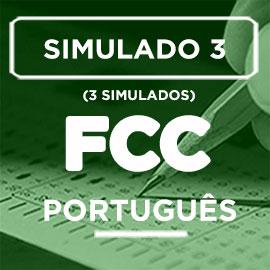 SIMULADO FCC III