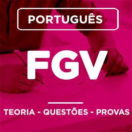 PORTUGUÊS – FGV