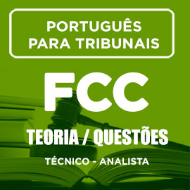 Português para Tribunais – FCC
