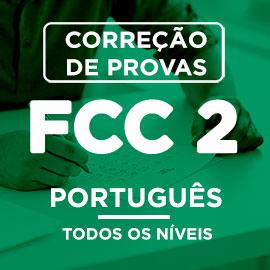 Correção de Provas  FCC II – PORTUGUÊS