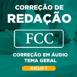 Correção de Redação FCC Ciclo 1