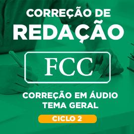 Correção de Redação FCC Ciclo 2