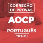 Correção de Provas AOCP