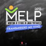 1ª Maratona de Estudos da Língua Portuguesa