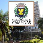 Concurso para a Prefeitura de Campinas-SP – Edital Publicado