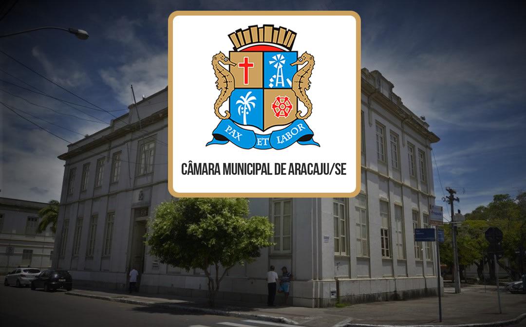 Concurso Câmara Municipal de Aracaju - SE