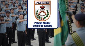 Concurso PMERJ 2020 – Governador do Rio anuncia edital para 2020